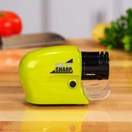 Ножеточка Электрическая Универсальная Swifty Sharp Инструкция - фото 2