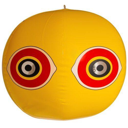 Отпугиватель птиц Bird-X виниловый 3D-шар с глазами хищника Terror Eyes