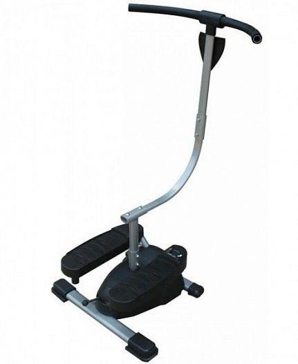 Тренажер Кардио Твистер Cardio Twister кардиостеппер HQ, кардиотренажер для спорта домаСтепперы Кардио Твистер (Кардио Слим)<br><br>  Смотрите также - Тренажер Кардио Твистер (Степпер Cardio Twister, Cardio Slim)<br><br><br>  Смотрите также - Кардио Твистер Bradex Cardio Twister SF 0033<br><br><br>  Смотрите также - Все модели Кардио тренажеров<br><br><br> Внимание, обновленная модель 2017 года. Степпер стал более качественным и надежным, по многочисленным пожеланиям покупателей, производитель исправил все нюансы предыдущих моделей. <br><br><br>Кардио Твистер — эффективный помощник в борьбе с лишними килограммами. Благодаря кардиотренажёру вы всегда сможете находиться в отличной физической форме и хорошем настроении. Ведь что может быть лучше тонкой талии и подтянутой фигуры? Именно кардиостеппер приблизит вас к своей мечте и идеальным формам, от которых невозможно отвести взгляда.<br><br>Возможности кардиотренажера<br><br> Современному человеку, обремененному делами и работой, довольно сложно найти несколько часов свободного времени, чтобы посетить спортзал, поэтому домашний тренажер смело можно назвать настоящей находкой.<br><br><br> На фотографиях ниже Вы можете видеть упаковку и комплектацию товара, представленного в нашем магазине :<br><br>  <br><br> Тренажер – это тренажер, который предназначен для похудения и поддержания общего состояния здоровья. Изобретение обеспечивает активную работу нескольких групп мышц, включая спину, живот и область пресса. Поэтому приобрести тренажер и тем, кто просто желает улучшить свою физическую форму. Особенность тренажеров – возможность одновременного движения вверх-вниз, а также влево и вправо. Именно это свойство позволяет работать над несколькими группами мышц одновременно, при этом сердце поддается кардио-тренировке на должном уровне.<br><br>Преимущества<br><br> Есть ряд технических характеристик, которые являются достоинством:<br><br><br>7 уровней нагрузки, позволяющие контролировать процесс тренировки;<br>Прочная и надежн