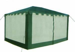 Тент-шатер Campack Tent G-3401Тенты Шатры<br><br> В этом шатре площадью 12 кв. м. комфортно разместится 13 человек.<br><br><br> Этот вместительный тент шатер G-3401 от Campack Tent поможет организовать удобное пространство, защищённое от солнца и всех летающих насекомых.<br><br><br> Тент имеет форму прямоугольника, а общая внутренняя площадь в 12 кв.м позволит свободно разместить кемпинговую мебель и проводить завтраки и обеды на свежем воздухе всей семьей. С шатром Campack Tent G-3401 у Вас больше не возникнет вопросов, где посидеть вечером с друзьями и поесть шашлыки.<br><br><br> Благодаря своим характеристикам тент будет невероятно полезен при всевозможных выездах в походы, кемпинг, на рыбалку или охоту.<br><br><br> Крепкий стальной каркас не даст сильному ветру повлиять на Ваш отдых, а для дополнительной фиксации шатра рекомендуется воспользоваться колышками и оттяжками, которые идут в комплекте.<br><br><br> Все 4 стороны оборудованы москитной сеткой для защиты от насекомых. <br><br><br>  У Campack Tent G-3401 есть 2 входа, расположенных напротив друг друга по длинным сторонам тента. Каждый вход имеет молнию посередине стенки, что позволяет как полностью открыть обе половины, так и оставить одну половину входа закрытой.<br><br><br> Вы можете не боятся, что внезапно начавшийся дождь испортит Вам отдых – у шатра все швы крыши проклеены. А материал тента имеет водонепроницаемую пропитку в 3000 мм водяного столба.<br><br><br> Campack Tent G-3401 обязательно пригодится:<br><br><br> • На кемпинге, туристическом слете как центральное место сборов.<br><br><br> • В качестве кемпинговой кухни или столовой;<br><br><br> • На даче вместо стационарной беседки;<br><br><br> • Как укрытие при выезде на рыбалку или охоту.<br><br><br> Такой вместительный тент шатер с отличными характеристиками поможет Вам провести время на свежем воздухе в максимально комфортных условиях.<br><br><br><br><br> Часто такие шатры используют как тент над бассейном, чтобы туда не попадал мусор, листва, 