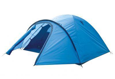 Палатка Green Glade Nida 3Туристические палатки<br><br> Недорогая двухслойная палатка на троих человек в весенне-летний-осенний сезон.<br><br><br> Хорошо подойдет как:<br><br><br> 1. Палатка для любительского туризма.<br> 2. Фестивальная палатка.<br> 3. Палатка для летней рыбалки с ночевкой.<br> 4. Палатка для туристических слетов.<br> 5. Палатка для походов выходного дня.<br><br><br> Вы можете не боятся дождя и мокрой земли: <br> Водостойкость внешнего тента 2000 мм и проклееные швы гарантируют прекрасную защиту от дождя и ветра.<br> Дно палатки полностью водонепроницаемо и сделано из прочного армированного полиэтилена.<br> Используйте продуманную систему вентиляции, чтобы не было жарко:<br> Входная дверь во внутреннюю палатку состоит частично из глухого полона и на 1/3 из москитной сетки, которая дублируется глухим полотном, и застегивается на молнию. Москитную часть двери можно не закрывать глухой стенкой, это поможет лучшему движению воздуха.<br> В этой трехместной палатке вентиляция осуществляется через двойной вентиляционный клапан на задней стенке палатки, который представляет собой большую треугольную вставку из москитной сетки на внутренней палатке и треугольное окошко из москитной сетки на внешнем тенте, закрытое снаружи водонепроницаемым клапаном, который можно приоткрыть для лучшей вентиляции. Кроме того внутренняя палатка сшита из дышащего материала, который прекрасно пропускает воздух, что препятствует возникновению конденсата.<br><br><br> Используйте продуманные производителем мелочи для Вашего удобства:<br> Внутри палатки по бокам есть три кармашка для мелочей, больше Вам не надо искать зубную щетку и другие нужные мелочи по всей палатке и в рюкзаке.<br> Колечко на куполе внутренней палатки Вы можете использовать для подвески кемпингового фонаря , в особенности удобно подвешивать фонарь с помощью карабина.<br><br><br><br><br> В небольшом тамбуре Вы прекрасно можете разместить обувь и рюкзаки.<br><br><br> <br><br><br> Палатка предназначена для несложн