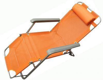 Кресло - шезлонг Woodland Lounger Textilene оранж. CК-056А 0036509Кемпинговая мебель<br>Характеристики<br><br>Компактная складная конструкция.<br>Прочный стальной каркас, диаметром 19/25 мм, с покрытием.<br>Ткань Textilene обеспечивает отличную вентиляцию.<br>Максимально допустимая нагрузка 110 кг.<br><br><br><br><br><br> Max вес пользователя:<br><br><br> 110 кг.<br><br><br><br><br> Вес:<br><br><br> 4.9 кг<br><br><br><br><br> Все размеры:<br><br><br> 153*60*79 см.<br><br><br><br><br> Гарантия:<br><br><br> 6 месяцев.<br><br><br><br><br> Каркас:<br><br><br> Сталь ? 25/19 мм.<br><br><br><br><br> Материал:<br><br><br> Textilene 1x1 мм<br><br><br><br><br> упаковка габариты см:<br><br><br> 88*61*13<br><br><br><br><br>