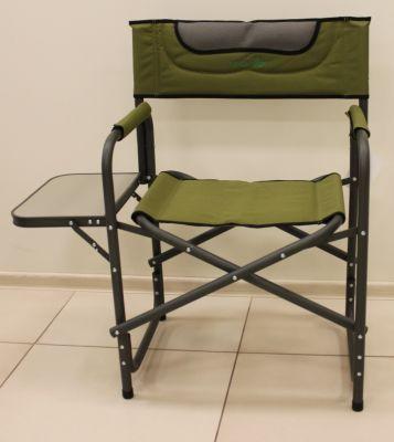Кресло Green Glade 1202Кемпинговая мебель<br>Кресло Green Glade 1202 новинка от известного бренда. Благодаря прочной конструкции и материалам из которых оно изготовлено выдерживает нагрузку до 150 кг. А его размеры позволяют с комфортом разместиться большим людям :) Откидной столик позволит расположить под рукой все что необходимо для комфортного отдыха, например газету, книгу и т.д. ;) <br>Характеристики<br><br><br><br><br> Max вес пользователя:<br><br><br> 150 кг<br><br><br><br><br> Вес:<br><br><br> 7 кг<br><br><br><br><br> Все размеры:<br><br><br> общая: 88 / сиденье: 43(Ш)*общая: 49 / сиденье: 34(Г)*общая: 89 / сиденье: 48(В) см.<br><br><br><br><br> Высота:<br><br><br> общая: 89 / сиденье: 48 см.<br><br><br><br><br> Гарантия:<br><br><br> 6 месяцев.<br><br><br><br><br> Каркас:<br><br><br> стальная труба с полимерным покрытием ? 25 мм<br><br><br><br><br> Материал:<br><br><br> полиэстер 240D с набивкой из пеноматериалов<br><br><br><br><br> Особенности:<br><br><br> откидной столик, Mesh-сетка на спинке<br><br><br><br><br> упаковка габариты см:<br><br><br> 93*53*17<br><br><br><br><br>