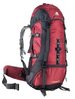 Рюкзак Trek Planet Colorado 65 (70552,70559)Рюкзаки<br>Трекинговый рюкзак, предназначенный для несложных походов. Удобная конструкция позволяет носить его за спиной долгое время. Несмотря на то, что размеры рюкзака не очень большие, часть снаряжения можно прикрепить снаружи. Кроме того, одна из отличительных особенностей рюкзака – отдельный вход в нижнее отделение. А это значит, что вам не придется каждый раз вытряхивать все содержимое, если вдруг нужная вещь оказалась на дне. Также рюкзак оснащен боковыми карманами и карманом на верхнем клапане. Имеет компрессионные ремни и чехол от дождя. Вы можете использовать его как в пеших и горных походах, так и в водных. <br>Характеристики:<br><br><br><br><br> Вес:<br><br><br> 2,1 кг.<br><br><br><br><br> Все размеры:<br><br><br> высота 65 см // ширина 40 см<br><br><br><br><br> Гарантия:<br><br><br> 6 месяцев.<br><br><br><br><br> Материал:<br><br><br> 100% полиамид<br><br><br><br><br> Объем:<br><br><br> 65 л.<br><br><br><br><br> Особенности:<br><br><br> Дополнительные лямки внизу для крепления снаряжения<br><br><br><br><br> упаковка габариты см:<br><br><br> 65*40*10<br><br><br><br><br>