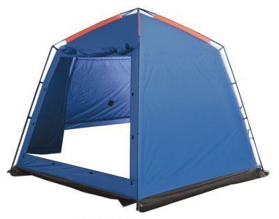 Тент-шатер Sol Bungalow SLT-015.06 синийТенты Шатры<br>Тент-шатер Sol Bungalow SLT-015.06 идеальна для отдыха на открытом воздухе в летнее время, спасает от легкой непогоды, солнца и насекомых. Удобные большие размеры, два входа, оборудован юбкой, противомоскитной сеткой и убирающейся защитой от дождя.<br>Характеристики:<br><br><br><br><br> Вес:<br><br><br> 7,4 кг.<br><br><br><br><br> Водонепроницаемость:<br><br><br> 3000 мм.<br><br><br><br><br> Все размеры:<br><br><br> 3(Д)x3(Ш)x2,25(В) м. Площадь - 9 кв. м.<br><br><br><br><br> Высота:<br><br><br> 2.25 м.<br><br><br><br><br> Каркас:<br><br><br> сталь 16 мм<br><br><br><br><br> Материал:<br><br><br> 100% Полиэстер 75D/190T WR PU 3000<br><br><br><br><br> Особенности:<br><br><br> два входа, ветро-влагозащитные полотна<br><br><br><br><br> упаковка габариты см:<br><br><br> 76*21*17<br><br><br><br><br>