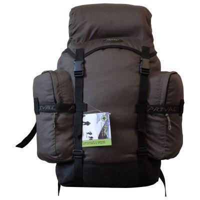 Рюкзак Prival Кузьмич 45л.Рюкзаки<br>Туристический рюкзак Кузмич-45 (Prival) - многофункциональный легкий и  компактный с максимальной вместимостью 45 л. предназначен  для туристов, охотников и рыболовов.  Удобная формованная спинка делает его ношение удобным, а компактность и относительная простота обеспечивает хорошую мобильность. Материал ткани рюкзака не впитывает влагу, поэтому можно не бояться, что поклажа намокнет. По бокам Кузмич-45 снабжён двумя большими наружными карманами с закрывающимися двухязычковыми молниями, обеспечивающими быстрый и удобный доступ к часто используемым предметам.<br> Рюкзак имеет удобную массивную ручку для переноса и верхний плавающий карман - клапан для мелочей (также с двухязычковой молнией). Боковая стяжка повышает надёжность хранения карманной поклажи.<br>Характеристики:<br><br><br><br><br> Вес:<br><br><br> 0,560 кг<br><br><br><br><br> Все размеры:<br><br><br> Ширина 25 см Толщина 20 см<br><br><br><br><br> Гарантия:<br><br><br> 6 месяцев.<br><br><br><br><br> Материал:<br><br><br> Ткань: Poly Oxford 600D PU RipStop Ткань дна: Poly Oxford 600 PU<br><br><br><br><br> Объем:<br><br><br> 45 л<br><br><br><br><br> Особенности:<br><br><br> Грузоподъёмность: до 25 кг<br><br><br><br><br> упаковка габариты см:<br><br><br> 55*40*5<br><br><br><br><br>