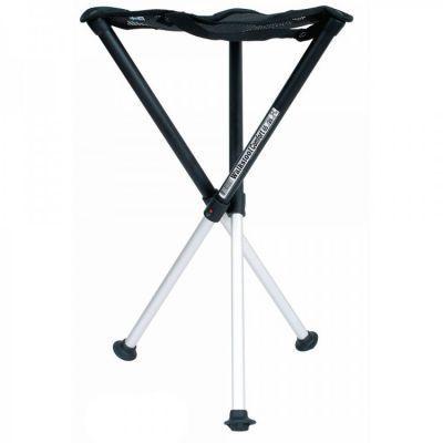Стул складной Walkstool Comfort 65XXL телескопические ножки, до 250 кг.Кемпинговая мебель<br><br> Шведское качество и настоящий европейский комфорт — это базовые характеристики складного стула Walkstool 65XХL. Данная модель принадлежит к серии Comfort и призвана обеспечить пользователю максимальный уровень удобства во время пребывания за пределами собственного дома.<br><br>ОПИСАНИЕ CКЛАДНОГО СТУЛА WALKSTOOL 65XХL:<br><br> Шведское качество и настоящий европейский комфорт — это базовые характеристики складного стула Walkstool 65XХL.Данная модель принадлежит к серии Comfort и призвана обеспечить пользователю максимальный уровень удобства во время пребывания за пределами собственного дома.<br><br><br> Walkstool 65XХL — это телескопический походный стул на трех ножках, который очень легко складывается в компактный сверток. Для переноски стула производители предусмотрели специальную сумку, которую можно повесить на плечо или же убрать в рюкзак с остальным снаряжением. На том месте, где вы решите отдыхать, стул буквально за пару секунд будет приведен в готовое к вашему отдыху положение. Достаточно только достать стул из чехла и слегка развести края сидения в стороны. Для лучшей устойчивости и увеличения высоты сидения, потяните за нижний край каждой из телескопических ножек. Полностью разложенный стул Walkstool 65ХXL имеет высоту 65 см и диаметр сиденья 40 см.<br><br><br> Модель Walkstool 65XХL выдерживает нагрузку до 250 кг. При этом собственный вес стула составляет 975 г.<br><br><br> Большая долговечность изделия обеспечивается за счет того, что производители используют исключительно качественные материалы. Ножки стула Walkstool 65XХL сделаны из промышленного сплава алюминия с анодированным покрытием. Сидение пошито из прочного на разрыв и долговечного в эксплуатации полиэстера. В разложенном виде ножки стула удерживаются при помощи фиксаторов и чтобы опять сложить его в чехол, нужно нажать на кнопку фиксатора.<br><br><br> Удобство складного стула Walkstool 65XХL уже по