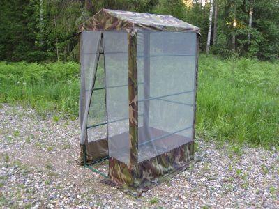 Сушилка для рыбы ПикникТенты туристические, пляжные, специальные<br>Сушилка используется для сушки рыбы, грибов, трав и пр. Защищает от дождя, насекомых и мелких животных.<br>Характеристики:<br><br><br><br><br><br><br> Вес:<br><br><br> 13 кг.<br><br><br><br><br> Водонепроницаемость:<br><br><br> 2000 мм.<br><br><br><br><br> Все размеры:<br><br><br> 220*120*90 см<br><br><br><br><br> Каркас:<br><br><br> изготовлен из стальной трубы 18 мм, имеет нижнее основание и покрыт порошковой краской. Нижнее основание и верхняя обвязка служат для повышения прочно<br><br><br><br><br> Материал:<br><br><br> Oxford 240D PU 2000 (водостойкость 2000 мм водяного столба), устойчивой к воздействию солнечных лучей. Боковые стенки из антимоскитной сетки.<br><br><br><br><br> Особенности:<br><br><br> Время сборки (1 чел.) 5 минут.<br><br><br><br><br> упаковка габариты см:<br><br><br> 120*25*20<br><br><br><br><br> Цветовое исполнение:<br><br><br> камуфляж.<br><br><br><br><br>