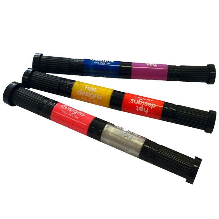 Набор двойных лаков-фломастеров для маникюра Nail Art Pens
