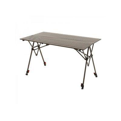 Стол складной Greenell Элит FT-17Кемпинговая мебель<br><br> Складной стол Greenell Элит FT-17 с большим запасом прочности. <br><br><br> Индивидуальная регулировка длины каждой ножки позволяет устанавливать стол на сложной поверхности. <br><br><br> Отличная и незаменимая вещь для кемпинга, дачи. <br><br><br> Есть специальный чехол для хранения и переноски.<br><br>Характеристики<br><br><br><br><br> Вес:<br><br><br> 7,4 кг<br><br><br><br><br> Все размеры:<br><br><br> 119*70 см<br><br><br><br><br> Высота:<br><br><br> 68(85) см<br><br><br><br><br> Гарантия:<br><br><br> 6 месяцев<br><br><br><br><br> Каркас:<br><br><br> сталь 25 мм<br><br><br><br><br> Материал:<br><br><br> столешница алюминий<br><br><br><br><br> упаковка габариты см:<br><br><br> 122*21*13<br><br><br><br><br>