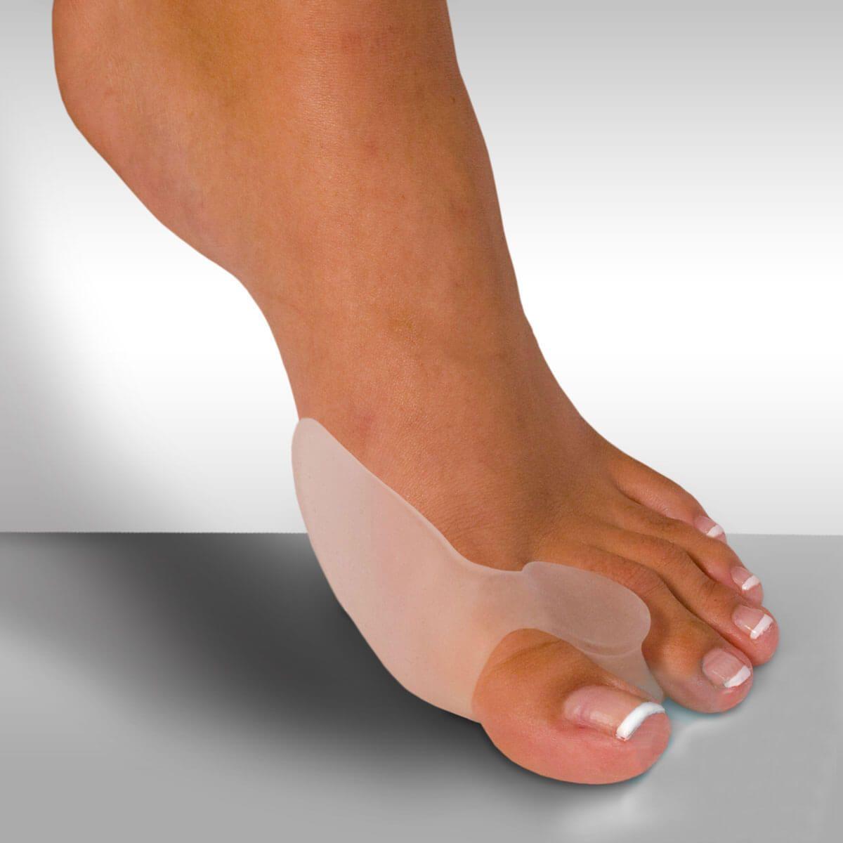 Фиксатор для косточек на ногах Вальгус Про (Valgus Pro), для коррекции пальцев стопы