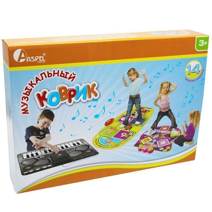 Музыкальный коврик-коробка Зоопарк Foldable Music Storage Box SLW983Товары для детей<br><br>    <br>  <br><br><br>  Как научить ребёнка распознавать животных?<br><br>  <br><br>  С помощью музыкального коврика-коробки Зоопарк Foldable Music Storage Box SLW983!<br><br>  <br><br>      Музыкальный коврик в форме прямоугольника оснащён сенсорными кнопками под изображениями различных животных. На них нужно нажимать в зависимости от того, какое животное издаёт звук. Имеет также 6-демо песен. Коврик помогает ребёнку находиться в постоянном движении, развивает координацию, внимательность, танцевальные навыки и помогает познавать окружающий мир. Подойдёт и для мальчиков, и для девочек. Коврик также можно использовать как коробку для хранения игрушек - достаточно лишь собрать его при помощи надёжных липучек.<br>    <br>      Коврик, который поможет детям весело провести время, выплеснуть энергию и развиваться физически, а также познавать мир благодаря звукам животных. Яркий музыкальный коврик понравится как мальчишкам, так и девчонкам.<br>    <br>      Дарите детям радость!<br>          <br>        <br>    <br>      Отличительные особенности:<br>    <br>      - 2 в 1: музыкальный коврик + коробка для хранения<br>          <br>        - Дизайн с животными<br>          <br>        - 6 демо-песен<br>            <br>          - Звуки животных<br>            <br>          <br>    <br>      Способ применения:<br>    <br>      <br>                <br>              <br>    <br>      Включите музыкальный коврик. Ребёнку нужно нажимать на изображение того животного, звук которого он слышит. Для использования коврика в качестве коробки для хранения соберите коврик и зафиксируйте липучками.<br>    <br>      <br>        <br>      <br>    <br>      <br>    <br>      С музыкальным ковриком-коробкой Зоопарк Foldable Music Storage Box SLW983 Ваши детки никогда не заскучают!<br>    <br>      Комплектация:<br>    <br>      Музыкальный коврик - 1 шт.<br>          <br>        Русскоязычная упаковк