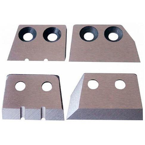 Комплект ножей к ледобуру ЛР-180Ледорубы<br>Характеристики<br><br><br><br><br> Комплект поставки:<br><br><br> Комплектация: в футляре в комплекте с винтами.<br><br><br><br><br> Материал:<br><br><br> Ножи изготовлены из высокоуглеродной легированной стали, имеют объемную закалку и высокую твердость, что позволяет многократно перетачивать ножи.<br><br><br><br><br> Особенности:<br><br><br> Комплект ножей для ледобура диаметром бурения 180 мм.<br><br><br><br><br> упаковка вес кг:<br><br><br> 0.12<br><br><br><br><br> упаковка габариты см:<br><br><br> 8*3.5*1.5<br><br><br><br><br>