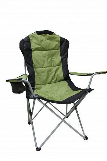 Кресло Green Glade M2315Кемпинговая мебель<br><br> Удобное кресло как для выезда (выхода) на пикник, так и для дачи. <br><br><br> Выдерживает нагрузку до 120 кг., имеет подстаканник на подлокотнике, а также участки из Mesh-сетки (см. на фото), которая поможет обеспечить хорошую воздухопроницаемость. <br><br><br> Укладывается в удобный чехол с ручкой для переноски.<br><br>Характеристики<br><br><br><br><br> Max вес пользователя:<br><br><br> 120 кг.<br><br><br><br><br> Вес:<br><br><br> 3,3 кг.<br><br><br><br><br> Все размеры:<br><br><br> 87*50*106 см. // сиденье 42*50*42 см.<br><br><br><br><br> Гарантия:<br><br><br> 6 месяцев.<br><br><br><br><br> Каркас:<br><br><br> сталь 16 мм.<br><br><br><br><br> Материал:<br><br><br> полиэстер 600D + ПВХ с набивкой из пеноматериалов<br><br><br><br><br> упаковка габариты см:<br><br><br> 107*15*15<br><br><br><br><br>