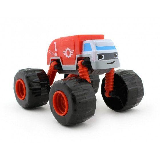 Чудо-машинка Вспыш Красный грузовик с гнущимися и вращающимися на 360 градусов колесами, игрушка для детей из мульфильмаМашинки Вспыш<br>Чудо-машинка Вспыш Красный грузовик с гнущимися и вращающимися на 360 градусов колесами<br> <br> <br>  <br> <br> <br>Машинка Красный грузовик изготовлена из прочных материалов, поэтому ей не страшны ни удары, ни падение, ни неаккуратное обращение детей. Игрушка сохранит свои качества и красоту при любых обстоятельствах. Поверхность машинки Вспыш поддается простому уходу. В конструкции игрушки отсутствуют съемные мелкие части, которые могут быть небезопасны для малышей.<br> <br> <br>  <br> <br> <br>Чудо-машинка Вспыш Красный грузовик, не смотря на свою прочность, имеет легкий вес и удобные для игры размеры. Катание по полу, запуск машинки в гоночном соревновании позволяет ребенку развить мелкую моторику и координацию движений. Игра с чудо-машинкой заставляет ребенка постоянно находиться в движении, что окажет положительное влияние на физическое развитие.<br> <br> <br>  <br> <br> <br>Характеристики:<br> <br>Размер: 140х90х110 мм (ДхШхВ)<br> <br> <br>  <br> <br> <br>Для оптовых покупателей:<br> <br>Чтобы купить машинку Вспыш Красный грузовик оптом, необходимо связаться с нашими операторами по телефонам, указанным на сайте. Вы сможете получить значительную скидку от розничной цены в зависимости от объема заказа.<br> <br>Для получения информации о покупке товаров посетите разделОптовых продаж<br>