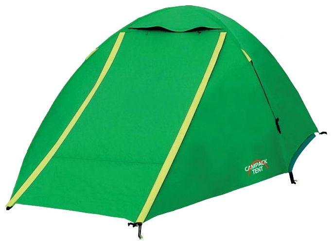 Палатка Campack Tent Forest Explorer 4Туристические палатки<br><br> Палатка Campack Tent Forest Explorer 4 это универсальная купольная палатка для несложных походов и семейного отдыха на природе. <br><br><br> Высокопрочное дно изготовлено из армированного полиэтилена, не пропускает влагу и устойчиво к истиранию. <br><br><br> Каркас, изготовленный из фибергласса, обеспечивает надежность и устойчивость. <br><br><br> Палатка оснащена увеличенными вентиляционными окнами, клапаном от косого дождя и двухслойным входом с цветными молниями. <br><br><br> Дополнительный пол в тамбуре позволяет обеспечить больший комфорт при эксплуатации. <br><br><br> Внутри палатки имеется подвеска для фонаря и карманы для хранения мелочей. <br><br><br> Проклеенные швы гарантируют герметичность и надежность в любой ситуации.<br><br>Характеристики:<br><br><br><br><br><br><br> Вес:<br><br><br> 4,63 кг.<br><br><br><br><br> Водонепроницаемость:<br><br><br> 3000 мм.<br><br><br><br><br> Все размеры:<br><br><br> Внешняя палатка 365(Д)x245(Ш)x145(В) см, внутренняя палатка 215(Д)x240(Ш)x140(В) см.<br><br><br><br><br> Высота:<br><br><br> 145 см.<br><br><br><br><br> Каркас:<br><br><br> фиберглас 9,5 мм.<br><br><br><br><br> Материал внутренний:<br><br><br> P. Taffeta 170T.<br><br><br><br><br> Материал пола:<br><br><br> армированный полиэтилен (tarpauling).<br><br><br><br><br> Материал внешний:<br><br><br> P. Taffeta 190T PU 3000 мм.<br><br><br><br><br> Обработка швов:<br><br><br> проклеенные швы.<br><br><br><br><br> упаковка габариты см:<br><br><br> 65*21*21<br><br><br><br><br>