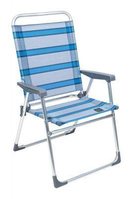 Кресло складное GOGARDEN WEEKEND 50325Кемпинговая мебель<br><br> Удобное кресло складное GOGARDEN WEEKEND 50325  небольшого размера, очень легкое и компактное, отличный выбор для отдыха на природе или даче.<br> Материал сиденья TEXTILENE устойчив к ультрафиолетовому излучению и образованию плесени. Благодаря своей структуре материал не впитывает влагу, быстро сохнет и очень простой в уходе. Кресло можно хранить на открытом воздухе в течение всего сезона.<br> Сиденье не имеет поперечной рамы, что обеспечивает комфорт при длительном использовании. <br> Конструкция ножек препятствует проваливанию<br> кресла в землю и песок.<br><br><br> - Алюминиевая рама<br> - Очень легкий вес<br> - Сиденье не имеет поперечной рамы, что обеспечивает<br> комфорт при длительном использовании<br> - Конструкция ножек препятствует проваливанию<br> кресла в землю и песок<br> - Материал имеет хорошую пространственную стабилизацию<br> - Защита от УФО<br> - Быстро сохнет<br> - В сложенном состоянии не занимает много места<br><br>Характеристики<br><br><br><br><br> Max вес пользователя:<br><br><br> 100 кг, на навесные элементы 50 кг.<br><br><br><br><br> Вес:<br><br><br> 2,4 кг.<br><br><br><br><br> Все размеры:<br><br><br> 52х56х92 см<br><br><br><br><br> Высота:<br><br><br> 92 см<br><br><br><br><br> Каркас:<br><br><br> 22 мм алюминий<br><br><br><br><br> Материал:<br><br><br> TEXTILENE - прочный сетчатый материал стойкий к ультрафиолетовому излучению. Подлокотники: пластик<br><br><br><br><br> упаковка габариты см:<br><br><br> 86*57*9<br><br><br><br><br>