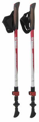 Палки треккинговые алюм. Tramp Compact 63-130 см TRR-004 под рост 100-194 смСкандинавская ходьба<br><br> Палки для скандинавской ходьбы Tramp Compact – отличные палки для занятий скандинавской ходьбы с регулируемой длиной от 63 до 130 см, что позволяет подобрать палки практически для любого роста.<br><br><br> Механизм регулировки высоты: FastLock + внутренний распорный.<br><br><br> Скандинавская ходьба (ходьба с палками) – это уникальный вид фитнесса, исключительно полезный для здоровья, не имеющий противопоказаний и доступный людям всех возрастов.<br><br><br><br><br> Ходьба с палками эффективна при лечении болезней опорно-двигательной системы, суставов, позвоночника, сердечнососудистой системы.<br><br><br> Скандинавская ходьба с палками помогает быстро восстановиться после операций и травм.<br><br><br><br><br> Ходьба с палками корректирует осанку, укрепляет мышцы рук и ног, борется с отеками и избыточным весом, помогает поддерживать хорошую физическую форму без вреда для здоровья.<br><br><br> В комплекте поставляется: 2 палки, 2 кольца диамером 37 мм, 2 колпачка наконечника для скандинавской ходьбы.<br><br>Характеристики<br><br><br><br><br> Вес:<br><br><br> 0,460 кг.<br><br><br><br><br> Все размеры:<br><br><br> Длина min/max: 63/130 см. Диаметр трубки: 18/16/14 мм.<br><br><br><br><br> Гарантия:<br><br><br> 6 месяцев.<br><br><br><br><br> Материал:<br><br><br> Alu 6061. Материал ручки: Резина + пробка (крошка).<br><br><br><br><br> Особенности:<br><br><br> Трехсекционные палки. Ручка: с быстросъемным темляком.<br><br><br><br><br> упаковка габариты см:<br><br><br> 65*15*10<br><br><br><br><br>