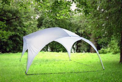 Садовый тент шатер Green Glade 1260Тенты Шатры<br><br> В этом шатре площадью 16 кв. м. комфортно разместится 18 человек.<br><br><br> Ультрасовременный тент шатер Green Glade 1260 имеет эргономическую форму и особую конструкцию, отличающуюся от обыкновенных тентов. Благодаря этому тент не только великолепно и очень легко смотрится, но и отличается повышенной просторностью. <br> Тент шатер превосходно подходит для разнообразного использования на природе. Такой тент обязательно пригодится для проведения пикников и праздников на открытом воздухе.<br> Тент шатер Green Glade 1260 отлично защищает от палящего солнца и неприятного дождя даже в ветреную погоду. Он легко устанавливается на любой поверхности. Быстро демонтируется.<br><br><br> Тент-шатер имеет полиуретановое покрытие и укроет Вас от небольшого дождика, но не рекомендуется использовать его при сильном дожде.<br><br><br> <br><br><br> Основные преимущества тента шатра Green Glade TLC 1260:<br><br><br>Делает отдых более приятным<br>Разнообразное использование<br>Защищает от солнца и дождя<br>Небольшой вес<br>Легко собирается и разбирается<br>Большая вместительность<br>Эргономичная форма<br>Превосходный внешний вид<br><br><br> Часто такие шатры используют как тент над бассейном, чтобы туда не попадал мусор, листва, а также чтобы защититься от солнца, а может даже и дождя. А шатры с москитными сетками еще и прекрасно защитят купальщиков от насекомых.<br> В этом шатре, диаметр вписанной окружности которого 4 м, Вы сможете разместить круглый бассейн диаметром не более 3,8 м.<br><br> <br><br>Характеристики:<br><br><br><br><br> Вес:<br><br><br> 9 кг.<br><br><br><br><br> Водонепроницаемость:<br><br><br> 1000 мм.<br><br><br><br><br> Все размеры:<br><br><br> 4(Д)х4(Ш)х2(В) м. Площадь - 16 кв. м.<br><br><br><br><br> Высота:<br><br><br> 2 м.<br><br><br><br><br> Каркас:<br><br><br> фиберглас 9,5 мм.<br><br><br><br><br> Материал:<br><br><br> полиэстер 190Т с полиуретановым покрытием 1000мм.<br><br><br><br><br> упаковка габариты