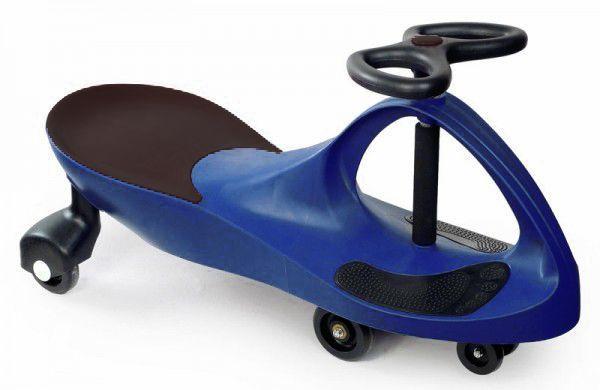 Детская машинка Bibicar (Бибикар) синий, каталка для детей, для мальчиковМашинки Бибикар<br>Детская машинка Bibicar (Бибикар) синий<br> <br>Детская машинка Bibicar синий – первый самоходный транспорт для вашего малыша. Этот товар совсем недавно появился в разных интернет-магазинах, но уже полюбился огромному количеству малышей и их родителям, о чем свидетельствуют восторженные отзывы. Для машинки не нужны батарейки и аккумуляторы, достаточно лишь поворачивать руль из стороны в сторону, и Бибикар поедет самостоятельно, под воздействием гравитации и центробежной силы. Также, совсем крохотный водитель может просто отталкиваться ногами. Самый подходящий возраст, чтобы купить ребенку детскую машинку Бибикар – 3 года, но и папа с мамой могут без опаски покататься на машинке – ведь она выдерживает нагрузку до 100 кг.<br> <br>Секрет увлекательных игр с Бибикар<br> <br>Малыши просто в восторге от Бибикар! И это – не преувеличение! Машинка – яркая, маневренная и удобная. И едет сама! А чтобы она поехала – не нужно ничего докупать или заряжать – просто крутите руль. Отличный детский аналог дорогостоящим электромобилям, тем более, что цена на Бибикар в интернет-каталоге Dirox – ниже некуда.<br> <br> <br> <br>Упасть с такой машинки тоже не удастся – дополнительная пара передних колес и особенности корпуса не позволят машинке перевернуться с маленьким водителем за рулем. Сиденье анатомической формы и прорезиненные вставки для ног обеспечивают комфорт и дополнительную безопасность ребенку. Кататься можно и дома – по линолеуму или паркету, и на улице – по бетону или асфальту. Вес машинки – около 4 кг, для взрослого или более старшего ребенка – совсем не тяжело.<br> <br>А вот увлекательный досуг, потрясающий аппетит, укладывание в кровать без капризов и крепкий сон малыша – вам обеспечены! Езда на самоходном велосипеде Бибикар развивает координацию движений, ориентацию в пространстве, выносливость и вестибулярный аппарат. Кроме того, это так важно для детей – управлять игровым проце