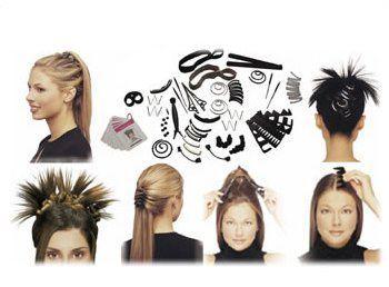 Хеагами для волос