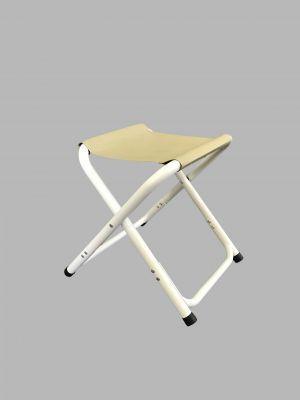 Стул Атаман малый без спинки с перемычками АМ1006Кемпинговая мебель<br>Стул Атаман малый без спинки с перемычками АМ1006 удобный, легкий складной стул-табурет. Перемычки между ножками снизу увеличивают его прочность и позволяют установить на любой, даже мягкой поверхности (благодря ним он не будет проваливаться).<br>Характеристики<br><br><br><br><br> Max вес пользователя:<br><br><br> 100 кг.<br><br><br><br><br> Вес:<br><br><br> 1 кг (полный).<br><br><br><br><br> Все размеры:<br><br><br> 35*30*37 см.<br><br><br><br><br> Высота:<br><br><br> 37 см.<br><br><br><br><br> Каркас:<br><br><br> алюминиевая труба ?25, порошковое покрытие.<br><br><br><br><br> Материал:<br><br><br> OXFORD 600D с водоотталкивающим покрытием ПВХ<br><br><br><br><br> упаковка габариты см:<br><br><br> 50*39*7<br><br><br><br><br>