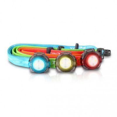 Налобный фонарь Fenix HL05Фонари налобные Fenix<br><br> Налобный фонарь Fenix HL05  - самый компактный и легкий налобный фонарь производства компании Fenix. Его вес без элементов питания составляет лишь 13 г. При этом, Fenix HL05 получил одну из наиболее универсальных конструкций — возможность крепления при помощи эластичного ремешка на лоб, на каску, рюкзак или велосипед. Кроме того, его можно использовать и как обыкновенный ручной фонарик для организации дополнительного освещения или подачи световых сигналов. Fenix HL05 можно использовать в туристических походах или на рыбалке, во время вечерних велопрогулок, для обозначения местонахождения в тумане или других условиях плохой видимости.<br><br><br> В данной модели фонаря используются два светодиода: красного и белого цвета. Рабочий потенциал каждого из них составляет не менее 50 000 ч. На базе этих светодиодов, фонарь Fenix HL05 работает в четырех режимах. Два из них реализованы за счет белого диода, а два других — за счет красного. На заводе Fenix протестировали данную модель с батарейками CR2032 емкостью 220 мАч. Если использовать элементы питания другой емкости, время работы фонаря может изменяться по сравнению с тестовыми результатами.<br><br><br> Белый свет:<br><br><br>High: яркость 8 люмен, время работы — 50 ч;<br>Low: яркость 3 люмена, время работы — 90 ч.<br><br><br> Красный свет:<br><br><br>Red: яркость 0,2 люмена, время работы — 75 ч;<br>Red Flash: мигающий режим с яркостью 0,2 люмена, время работы — 280 ч.<br><br><br> Такой перечень рабочих режимов позволяет выбрать подходящее освещение для палатки и туристического лагеря или же подачи сигналов во время движения, а также для многих других ситуаций.<br><br><br> За счет того, что Fenix HL05 работает на миниатюрных батарейках CR2032, а также того, что его корпус изготовлен из легкого, но прочного пластика, фонарь очень легкий. Кроме того, в число его преимуществ входит полная водонепроницаемость (стандарт IPX-8). Ремешок для фиксации на голове, а также меш