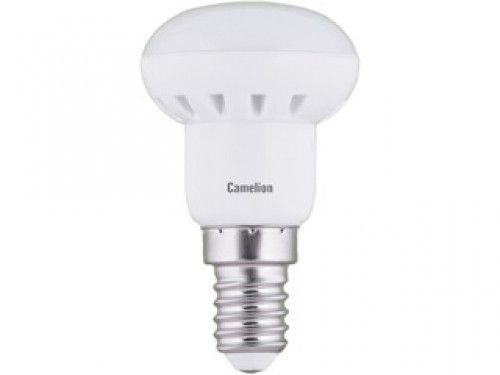 Светодиодная лампа Camelion LED3-R39/845/E14 (3Вт 220В) холодный свет, Камелион для освещения комнаты в квартиреСветодиодные LED лампы<br>Светодиодная лампа Camelion LED3-R39/845/E14 (3Вт 220В) холодный свет<br><br>Внимание! Минимальный заказ 10 шт.<br><br><br>      <br>    <br> <br> <br>  СДЛ Camelion - это инновационное решение, разработанное на основе новейших светодиодных технологий (LED). Предназначена для замены обычной и галогенной ламп накаливания, работающих от сетевого напряжения, в большинстве осветительных приборов. Встроенный источник питания позволяет использовать СДЛ Camelion в стандартных патронах (Е14, Е27, GU5.3, GU10). Для питания низковольтной СДЛ Camelion, рассчитанной на напряжение 12В, дополнительно требуется понижающий трансформатор.<br> <br>  Выпускается в двух исполнениях, отличающихся цветовой температурой - 3000К и 6000К. Цветовая температура определяет цветность излучаемого света - тёплый белый и белый свет.<br> <br>   <br>    <br>   <br> <br>  Тёплый белый сеет (3000К) идеально подойдёт для квартир, гостиниц, ресторанов; белый свет (6000К) рекомендуется для создания рабочей атмосферы в производственных и общественных зданиях, спортивных и торговых залах, в офисах и учреждениях. В помещениях детских и образовательных учреждений рекомендуется смешивать лампы разной цветности. Низкое тепловыделение во время работы лампы позволяет использовать её в светильниках, критичных к повышенному нагреву.<br> <br>   <br>    <br>   <br> <br>  СДЛ Camelion пригодна для установки и эксплуатации в светильниках наружного освещения с соблюдением ряда условий. Для защиты от влаги и воздействия других агрессивных сред СДЛ Camelion должна использоваться в закрытых светильниках с соответствующей степенью защиты - не ниже IP54. Конструкция светильника должна предусматривать наличие отверстия для стока конденсата.<br> <br>  Рабочее положение СДЛ Camelion в светильниках - произвольное.<br> <br>   <br>    <br>   <br> <br>  Выпускаются модификации с углами, световог