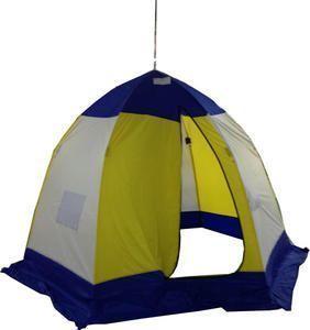 Палатка рыбака Стэк ELITE 4 (п/автомат)Рыболовные палатки<br><br> Палатка рыбака Стэк ELITE 4 (п/автомат) предназначена для зимней рыбалки на льду, отличается эргономичным дизайном и разработана на быстроразборном каркасе зонтичного типа, выполненного из высококачественного материала (дюралевый пруток марки В-95Т1), что обеспечивает необходимую устойчивость и удобство эксплуатации. Вентиляционный клапан, расположенный напротив входа, обеспечивает дополнительный приток воздуха. Внешний тент - синтетическая непродуваемая  ткань (оксфорд 210PU), внутренний - утеплённая ткань (термостёжка). Высота палатки - 205 см, что поможет стоять в ней в полный рост.<br><br><br><br> Скорость раскрытия и установки палатки не превысит 60 секунд, демонтаж и укладка в чехол не занимает многим больше. <br><br><br> На палатке имеется широкая снего/ветрозащитная юбка, а внутри удобное вентиляционное окно на молнии.<br>Характеристики<br><br><br><br><br> Вес:<br><br><br> 5,9 кг.<br><br><br><br><br> Водонепроницаемость:<br><br><br> 2000 мм.<br><br><br><br><br> Все размеры:<br><br><br> 290*240 см/Спальное место 210*240 см<br><br><br><br><br> Высота:<br><br><br> 205 см.<br><br><br><br><br> Гарантия:<br><br><br> 1 год.<br><br><br><br><br> Каркас:<br><br><br> алюминий.<br><br><br><br><br> Материал:<br><br><br> Оксфорд 210 PU<br><br><br><br><br> Особенности:<br><br><br> шестигранный каркас, в отличие от обычных палаток СТЭК, полог больше на 20 см.<br><br><br><br><br> Площадь:<br><br><br> 4,99 кв.м.<br><br><br><br><br> упаковка габариты см:<br><br><br> 135*20.5*20.5<br><br><br><br><br>