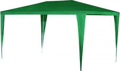 Садовый тент шатер Green Glade 1004Тенты Шатры<br><br> В этом шатре площадью 6 кв. м. комфортно разместится 7 человек.<br><br><br> Тент шатер Green Glade 1004 специально создан для защиты от яркого солнца. Тент отлично подходит для дачного использования. Особенно в тех случаях, когда у вас нет на дачном участке стационарной беседки. Такой тент очень часто приобретают любители кемпинга, рыбалки, шашлыков и люди желающие приятно и комфортно отдохнуть на природе. Шатер Green Glade 1004 очень легкий - его удобно очень удобно перевозить – он занимает совсем немного места. Если вы решили провести пикник на свежем воздухе, вы сможете без труда установить шатер Green Glade 1004на любой ровной площадке. Этот тент шатер можно брать с собой на отдых в лесу – в сложенном виде он не занимает много места и легко поместиться в любом автомобиле.<br><br><br> <br><br><br> Основные преимущества тента шатра Green Glade 1004:<br><br><br>Добавляет комфорт во время отдыха<br>Защищает от яркого солнца<br>Прочный металлический каркас<br>Небольшой вес<br>Легко собирается и разбирается<br>Удобно переносить с места на место<br>Часто такие шатры используют как тент над бассейном, чтобы туда не попадал мусор, листва, а также чтобы защититься от солнца, а может даже и дождя. А шатры с москитными сетками еще и прекрасно защитят купальщиков от насекомых.<br><br><br> В этом шатре, диаметр вписанной окружности которого 2 м, вы сможете разместить круглый бассейн диаметром не более 1,8 м.<br><br> <br><br>Характеристики:<br><br><br><br><br> Вес:<br><br><br> 9 кг.<br><br><br><br><br> Все размеры:<br><br><br> 2(Д)*3(Ш)*2,5(В) м. Площадь - 6 кв. м.<br><br><br><br><br> Высота:<br><br><br> 2,5 м.<br><br><br><br><br> Каркас:<br><br><br> металлическая труба D19/19/25 мм. пластиковые соединения.<br><br><br><br><br> Материал:<br><br><br> полиэтилен 110 г.<br><br><br><br><br> упаковка габариты см:<br><br><br> 112*15*14<br><br><br><br><br>