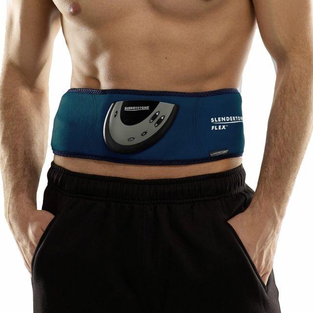 Миостимулятор Slendertone Flex Male (Слендертон Флекс), пояс для мышц пресса и живота