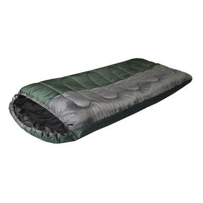 Спальный мешок PRIVAL Camp bag PlusСпальные мешки<br><br> Спальный мешок Сamp bag плюс (Prival) – новинка в недорогой, бюджетной серии спальных мешков выпускаемых под товарным знаком PRIVAL. Легкий, теплый спальный мешок-одеяло увеличенных размеров имеет малый вес, что просто необходимо путешественнику в дальних треккинговых походах, а также прекрасно подойдет всем любителям активного отдыха. Данная модель рассчитана на демисезонный период времени года. Спальный мешок Сamp bag плюс представляет собой удобное комфортное одеяло увеличенных размеров с подголовником, компактно упаковывается, имеет малый вес.  <br> Характеристики:<br><br><br> Тип спального мешка: Одеяло с подголовником<br><br><br> Материал внешней ткани: Полиэстр<br><br><br> Материал внутренней ткани: Нейлон<br><br><br> Наполнитель: файберпласт<br><br><br> Длина: 220 см<br><br><br> Ширина: 95 см<br><br><br> Вес: 1,4 кг<br><br><br> Упаковка: Упаковочный мешок<br><br><br> Размеры в свернутом виде (ДхШхВ): 35 х 25 см<br><br><br> Цвет: бордовый / коричневый<br><br><br> Особенности:<br><br><br> Петли для сушки<br><br>