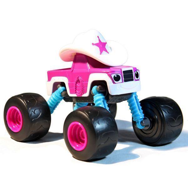 Чудо-машинка Вспыш Старла с гнущимися и вращающимися на 360 градусов колесами, игрушка для детей из мульфильмаМашинки Вспыш<br>Чудо-машинка Вспыш Старла с гнущимися и вращающимися на 360 градусов колесами<br> <br> <br>  <br> <br> <br>Машинка Старла изготовлена из прочных материалов, поэтому ей не страшны ни удары, ни падение, ни неаккуратное обращение детей. Игрушка сохранит свои качества и красоту при любых обстоятельствах. Поверхность машинки Вспыш поддается простому уходу. В конструкции игрушки отсутствуют съемные мелкие части, которые могут быть небезопасны для малышей.<br> <br> <br>  <br> <br> <br>Чудо-машинка Вспыш Старла, не смотря на свою прочность, имеет легкий вес и удобные для игры размеры. Катание по полу, запуск машинки в гоночном соревновании позволяет ребенку развить мелкую моторику и координацию движений. Игра с чудо-машинкой заставляет ребенка постоянно находиться в движении, что окажет положительное влияние на физическое развитие.<br> <br> <br>  <br> <br> <br>Характеристики:<br> <br>Размер: 140х90х110 мм (ДхШхВ)<br> <br> <br>  <br> <br> <br>Для оптовых покупателей:<br> <br>Чтобы купить машинку Вспыш Старла оптом, необходимо связаться с нашими операторами по телефонам, указанным на сайте. Вы сможете получить значительную скидку от розничной цены в зависимости от объема заказа.<br> <br>Для получения информации о покупке товаров посетите разделОптовых продаж<br>