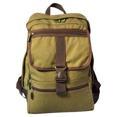 Рюкзак Prival ГротРюкзаки<br><br> Удобный, практичный, стильный рюкзак-ранец Грот (Prival) городской серии с винтажным дизайном. Рюкзак предназначен для использования как в городской среде, так и на активном отдыхе.<br><br> При производстве используются качественные материалы: основная ткань - прочное палаточное полотно (100% хлопок); ткань дна - усиленная непромокающая кордура (100% нейлон). <br> Рюкзак состоит из основного отделения с большим внутренним карманом на резинке. С фронтальной стороны рюкзака расположен вместительный карман-органайзер на молнии, в который можно разместить планшет, бумаги формата А4 или другие предметы, сверху карман-органайзер прикрывает карман на молнии, который надежно фиксируется при помощи вшитой стропы с пряжкой-фастексом.  <br> В кармане-органайзере внизу имеется дополнительный кармашек на молнии для мелочей.<br> Мягкая анатомическая спинка с блоками Air Mesh повышают комфорт, вентиляцию и уменьшают нагрузки на спину при длительном ношении рюкзака. <br> <br>Характеристики:<br><br><br><br><br> Вес:<br><br><br> 0,650 кг<br><br><br><br><br> Все размеры:<br><br><br> Высота: 43 см Ширина: 30 см Толщина: 18 см<br><br><br><br><br> Гарантия:<br><br><br> 6 месяцев.<br><br><br><br><br> Материал:<br><br><br> Ткань: Авизент, палаточное полотно (100% хлопок) Ткань дна: кордура (100% нейлон)<br><br><br><br><br> Объем:<br><br><br> 25 л.<br><br><br><br><br> Особенности:<br><br><br> Грузоподъёмность: до 15 кг<br><br><br><br><br> упаковка габариты см:<br><br><br> 43*30*5<br><br><br><br><br>