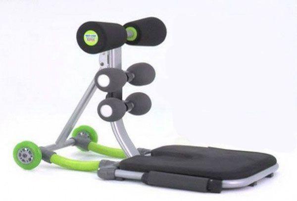 Тренажер Total Core (Тотал Кор), для мышц пресса живота, для спорта дома