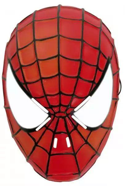Маска Человека Паука, детская для праздникаКарнавальные маски<br>Маска Человека Паука<br><br>Раньше искусство преображения было в почете: в карнавальную ночь любой мог примерить на себя чужое лицо. Сейчас это, скорее, детская забава. На празднике каждый ребенок хочется веселиться напропалую и дурачиться. Такая простая вещь, как маска человека паука, сможет доставить массу позитива мальчишке, который души не чает в этом киногерое, считая его главным защитником Земли.<br> <br>Как выглядит маска?<br> <br>Изделие полностью повторяет контуры лица знаменитого Тоби Макгуайра - точнее, его геройского воплощения. Яркие цвета, которые будут выделять ребенка из толпы. Характерный разрез глаз этой маски сделает ребенка невероятно схожим с его кумиром.<br> <br>Красивое изделие порадует и своей добротностью: материал очень прочный, но, вместе с тем, приятный на ощупь. В такой маске лицо не будет потеть и уставать, так как она создавалась для того, чтобы ее носили, а не вешали на стену.<br>