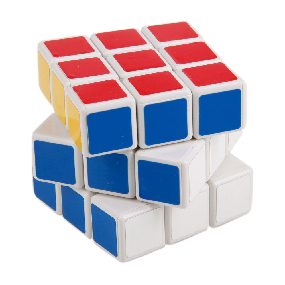 Скоростной Кубик Рубика (Magic Cube) 3х3, размер 5,5 см, для сборки профессиональный