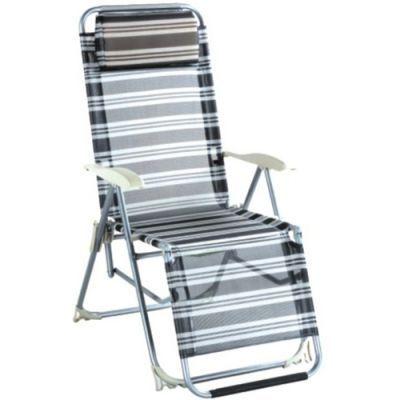 Кресло - шезлонг Green Glade 3220Кемпинговая мебель<br>Green Glade 3220 - кресло-шезлонг которое идеально подойдет для отдыха на природе. Прочный стальной каркас обеспечивает возможность максимальной нагрузки до 120 кг., а материал спинки и сидения не впитывает влагу, пропускает воздух и благодаря этим свойствам быстро просыхает. Он неприхотлив к солнечным лучам, кремам для и против загара, прост в уходе. Особо комфортабелен, так как несмотря на свою высокую прочность облегает контур вашего тела. Для регулировки наклона спинки и подставки для ног приподнимите подлокотники, отрегулируйте наклон и зафиксируйте положение нажатием подлокотников вниз.<br>Характеристики<br><br><br><br><br> Max вес пользователя:<br><br><br> 120 кг.<br><br><br><br><br> Вес:<br><br><br> 6,8 кг.<br><br><br><br><br> Все размеры:<br><br><br> 52*52*46/110 см.<br><br><br><br><br> Гарантия:<br><br><br> 6 месяцев.<br><br><br><br><br> Каркас:<br><br><br> сталь 22 мм.<br><br><br><br><br> Материал:<br><br><br> текстилен.<br><br><br><br><br> Особенности:<br><br><br> регулировка наклона в 6 положениях.<br><br><br><br><br> упаковка габариты см:<br><br><br> 110*64*12<br><br><br><br><br>