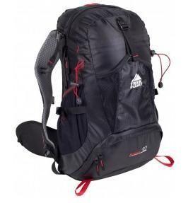 Рюкзак Trek Planet Axiom 32 (70520)Рюкзаки<br>Данный спортивный рюкзак подойдет для любителей отдыха на природе. Он достаточно вместительный для того, чтобы положить туда часть еды и одежды, а туристическое снаряжение подвесить снаружи. Для этого на рюкзаке есть специальные петли. Кроме того, рюкзак оборудован подвесной системой, поэтому переносить в нем груз достаточно удобно. Лямки регулируются под нужный размер, рюкзак плотно прилегает к спине. Подойдет он и для спортивных тренировок. Туда можно одновременно положить спортивную форму, роликовые коньки с набором, сменную обувь. В рюкзаке имеется большое количество карманов.<br>Характеристики:<br><br><br><br><br> Вес:<br><br><br> 1,2 кг.<br><br><br><br><br> Все размеры:<br><br><br> высота 50 см // ширина 35 см<br><br><br><br><br> Гарантия:<br><br><br> 6 месяцев.<br><br><br><br><br> Материал:<br><br><br> 100% полиамид<br><br><br><br><br> Объем:<br><br><br> 32 л.<br><br><br><br><br> упаковка габариты см:<br><br><br> 50*35*15<br><br><br><br><br>