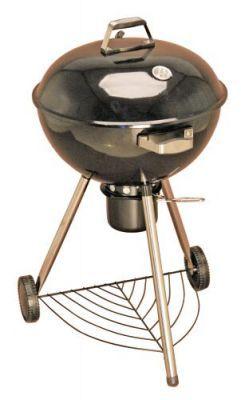 Гриль Green Glade K222Грили, барбекю<br><br> Классический гриль круглой формы на колесах, максимально удобен и эффективен в приготовлении пищи.<br><br><br> <br> Гриль оснащен:<br><br><br>Жаростойким покрытием с эмалью<br>Хромированной решеткой для приготовления пищи<br>Пепелосборником<br>Нижней полкой для хранения подручных приборов<br>Удобными ручками на крышке и чаше гриля<br><br>Характеристики:<br><br><br><br><br><br><br> Вес:<br><br><br> 10,2 кг<br><br><br><br><br> Все размеры:<br><br><br> 57*57*100 см<br><br><br><br><br> Материал:<br><br><br> сталь.<br><br><br><br><br> Особенности:<br><br><br> Размер жарочной поверхности: ? 53 см, Рабочая высота: 77 см, Толщина стали: 0,6 мм / крышка и 0,8 мм / чаша<br><br><br><br><br> упаковка габариты см:<br><br><br> 58*58*33<br><br><br><br><br>
