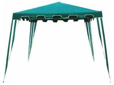 Садовый тент шатер Green Glade 1018Тенты Шатры<br><br> В этом шатре площадью 9 кв. м. комфортно разместится 10 человек.<br><br><br> Тент шатер Green Glade 1018 специально создан для защиты от яркого солнца. Тент отлично подходит для дачного использования. Особенно в тех случаях, когда у вас нет на дачном участке стационарной беседки. Такой тент очень часто приобретают любители кемпинга, рыбалки, шашлыков и люди желающие приятно и комфортно отдохнуть на природе. <br><br><br> ШатерGreen Glade 1018 очень легкий - его удобно очень удобно перевозить – он занимает совсем немного места.<br><br><br><br><br> Часто такие шатры используют как тент над бассейном, чтобы туда не попадал мусор, листва, а также чтобы защититься от солнца, а может даже и дождя. А шатры с москитными сетками еще и прекрасно защитят купальщиков от насекомых.<br> В этом шатре, диаметр вписанной окружности которого 3 м, вы сможете разместить круглый бассейн диаметром не более 2,8 м.<br><br>Характеристики:<br><br><br><br><br> Вес:<br><br><br> 6 кг.<br><br><br><br><br> Все размеры:<br><br><br> 2,4/3(Д)х2,4/3(Ш)х2,5(В) м. Площадь - 9 кв. м.<br><br><br><br><br> Высота:<br><br><br> 2,5 м.<br><br><br><br><br> Каркас:<br><br><br> Металлическая трубка (19/19/25 мм), пластиковые соединения.<br><br><br><br><br> Материал:<br><br><br> Полиэстр 140 г.<br><br><br><br><br> Особенности:<br><br><br> Карниз зубчатый.<br><br><br><br><br> упаковка габариты см:<br><br><br> 110*14*14<br><br><br><br><br> Цветовое исполнение:<br><br><br> зеленый.<br><br><br><br><br>