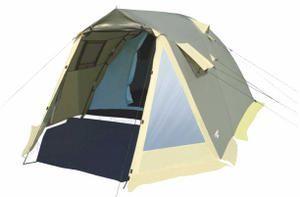 Палатка Campack Tent Camp Voyager 4Туристические палатки<br><br> Кемпинговая палатка Campack Tent Camp Voyager 4 - это лучший выбор для выезда на природу большой компанией. <br><br><br> Размеры палатки позволяют спокойно передвигаться внутри в полный рост. Несмотря на большие размеры палатки , Вы легко установите ее практически в любой местности. <br><br><br> В палатке Campack Tent Camp Voyager 4 имеется два противоположных входа, что обеспечивает отличную вентиляцию. <br><br><br> Также этому способствуют дополнительные окна на боковых поверхностях тента, которые также защищены противомоскитной сеткой и внешними шторами. <br><br><br> На главном входе у палатки Campack Tent Camp Voyager 4 расположены два прозрачных окна, пропускающих свет. <br><br><br> Каркас изготовлен из фибергласса и стальных конструкций, которые не содержат изгибаемых элементов. <br><br><br> За счет этого палатка приобрела еще большую надежность. <br><br><br> Проклееные швы гарантируют герметичность и надежность в любой ситуации.<br><br>Характеристики:<br><br><br><br><br><br><br> Вес:<br><br><br> 8,5 кг.<br><br><br><br><br> Водонепроницаемость:<br><br><br> 3000 мм.<br><br><br><br><br> Все размеры:<br><br><br> Внешняя палатка 420(Д)x250(Ш)x165(В) см, внутренняя палатка 210(Д)x240(Ш)x160(В) см.<br><br><br><br><br> Высота:<br><br><br> 165 см.<br><br><br><br><br> Каркас:<br><br><br> фиберглас 9,5 мм.<br><br><br><br><br> Материал внутренний:<br><br><br> P.Taffeta 170T.<br><br><br><br><br> Материал пола:<br><br><br> армированный полиэтилен (tarpauling).<br><br><br><br><br> Материал внешний:<br><br><br> P.Taffeta 190T PU 3000 мм.<br><br><br><br><br> Обработка швов:<br><br><br> проклеенные швы.<br><br><br><br><br> упаковка габариты см:<br><br><br> 65*26*26<br><br><br><br><br>