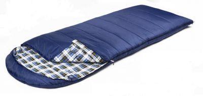 Спальный мешок Trek Planet Belfast Comfort (70370)Спальные мешки<br><br> Комфортный спальник- одеяло с капюшоном. Предназначен для походов и отдыха на природе в прохладные дни осенне-весеннего периода.<br><br><br> Спальник отлично подойдет для крупных и высоких туристов.<br><br><br> Внутренний материал - мягкая фланель.<br><br><br> Утеплен двумя слоями техничного 4-канального волокна Hollow Fiber.<br><br><br> Особенности:<br> - 4-канальный наполнитель Hollow Fiber.<br> - Двухсторонняя молния.<br> - Внутренний материал - мягкий поликоттон.<br> - Термоклапан вдоль молнии.<br> - Внутренний и внешний  карман.<br> - Возможно состегивание спальников между собой (левая и правая молнии).<br> - К спальнику прилагается компрессионный чехол для удобного хранения и переноски с клипсами для легкого открывания чехла.<br><br>Характеристики:<br><br><br><br><br><br><br> Вес:<br><br><br> 2,6 кг.<br><br><br><br><br> Все размеры:<br><br><br> 200+35*85 см<br><br><br><br><br> Гарантия:<br><br><br> 6 месяцев.<br><br><br><br><br> Диапазон температур,С:<br><br><br> Комфорт: 2/ Лимит комфорта:-5/ Экстрим:-15<br><br><br><br><br> Материал:<br><br><br> 100% Полиэстер RipStop 75D/190T<br><br><br><br><br> Наполнитель:<br><br><br> Hollow Fiber 4Н 2x175 г/м2.<br><br><br><br><br> упаковка габариты см:<br><br><br> 43*28*28<br><br><br><br><br>