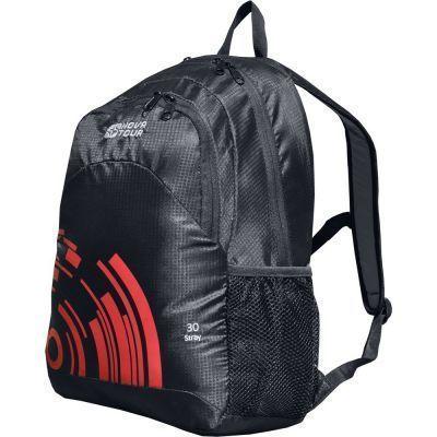 Рюкзак Nova Tour Стрэй 30Рюкзаки<br>Рюкзак Nova Tour Стрэй 30 это облегченный городской рюкзак с органайзером, карабином для ключей и боковыми карманами из сетки.<br>Характеристики:<br><br><br><br><br> Вес:<br><br><br> 0,46 кг<br><br><br><br><br> Все размеры:<br><br><br> 48х 27х22 см<br><br><br><br><br> Гарантия:<br><br><br> 6 месяцев.<br><br><br><br><br> Материал:<br><br><br> 300D Poly Oxford Ripstop<br><br><br><br><br> Объем:<br><br><br> 30 л.<br><br><br><br><br> Особенности:<br><br><br> Грудная стяжка, Air Mesh, Закрепка<br><br><br><br><br> упаковка габариты см:<br><br><br> 50*29*5<br><br><br><br><br>