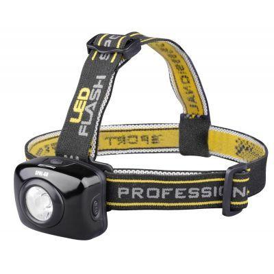 Налобный фонарь SPRO LED HEAD LAMP SPHL60 004708-00800Фонари налобные<br><br> Налобный фонарь SPRO LED HEAD LAMP SPHL60 004708-00800 выручит вас в любое время года в любых погодных условиях. <br><br><br> Пригоден для лагеря, ночной ходьбы, чтения, альпинизма и так далее.<br><br><br> Удобная налобная резинка регулируется под размер головы.<br><br><br> Наклон светильника по вертикали.<br><br>Характеристики<br><br><br><br><br> Вес:<br><br><br> 94 гр. с батарейками<br><br><br><br><br> Все размеры:<br><br><br> 5.4х4,3х4,5 см<br><br><br><br><br> Гарантия:<br><br><br> 6 месяцев.<br><br><br><br><br> Материал:<br><br><br> пластик HDPE (4,5 см)<br><br><br><br><br> Особенности:<br><br><br> Low mode - 12 часов // High mode – 6 часов // Flash mode – 15 часов<br><br><br><br><br> Питание:<br><br><br> 3 AAA батарейки 1,5 V (в комплект не входят)<br><br><br><br><br> упаковка габариты см:<br><br><br> 18*15*8<br><br><br><br><br>