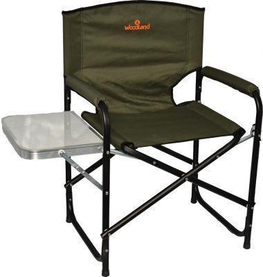 Кресло Woodland Fisherman, складное, кемпинговое, 55 х 47 х 80 см (сталь) SK-05Кемпинговая мебель<br>Кресло Woodland  Fisherman SK-05 - это легкое и удобное кресло с складным столиком. <br><br>Компактная складная конструкция.<br>Прочный стальной каркас.<br>Удобный откидывающийся столик<br>Водоотталкивающее ПВХ покрытие ткани Oxford 600D.<br>Максимально допустимая нагрузка 120 кг.<br><br>Характеристики<br><br><br><br><br> Max вес пользователя:<br><br><br> 120 кг.<br><br><br><br><br> Вес:<br><br><br> 5,5 кг.<br><br><br><br><br> Все размеры:<br><br><br> 82/48(Ш)x48/38(Г)x86/45(В) см<br><br><br><br><br> Высота:<br><br><br> общая 86 см / сиденья 45 см.<br><br><br><br><br> Гарантия:<br><br><br> 6 месяцев.<br><br><br><br><br> Каркас:<br><br><br> сталь ? 24 мм.<br><br><br><br><br> Материал:<br><br><br> OXFORD 600D с водоотталкивающим покрытием ПВХ<br><br><br><br><br> упаковка габариты см:<br><br><br> 86*50*10<br><br><br><br><br>