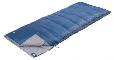 Спальный мешок Trek Planet Ranger (70351)Спальные мешки<br><br> Комфортный, легкий и очень удобный в использовании, спальник-одеяло TREK PLANET Ranger предназначен для походов преимущественно в летний период. Этот спальник пригодится вам во время поездки на пикник, на дачу, во время туристического похода или поездки на рыбалку. К его несомненным достоинствам можно отнести то, что в остальное время его можно использовать как одеяло для гостей.<br><br><br> <br><br><br> Особенности:<br><br><br>Молния расположена по двум сторонам спальника, короткой и длинной,<br>Молния имеет два замка с обеих сторон,<br>Термоклапан вдоль молнии,<br>Внутренний карман,<br>Небольшой вес,<br>К спальнику прилагается чехол для удобного хранения и переноски.<br><br>Характеристики:<br><br><br><br><br><br><br> Вес:<br><br><br> 1,05 кг.<br><br><br><br><br> Все размеры:<br><br><br> 190*80 см.<br><br><br><br><br> Гарантия:<br><br><br> 6 месяцев.<br><br><br><br><br> Диапазон температур,С:<br><br><br> Комфорт: 14/ Лимит комфорта: 9/ Экстрим:0<br><br><br><br><br> Материал:<br><br><br> 100% полиэстер (165 г/м2).<br><br><br><br><br> Наполнитель:<br><br><br> 1x200 Hollow Fiber.<br><br><br><br><br> упаковка габариты см:<br><br><br> 38*19*19<br><br><br><br><br>
