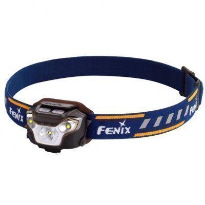 Налобный фонарь Fenix HL26RФонари налобные Fenix<br>Налобные фонари очень популярны для занятий спортом, поскольку они совершенно не стесняют движений, оставляя руки свободными. Модель Fenix HL26R , в первую очередь, адресована любителям пробежек, но используется и для других занятий спортом или для туризма. Это очень компактный и легкий фонарь, которые предлагает самые разные характеристики освещения для большого количества ситуаций.<br> В Fenix HL26R встроен один диод с четко сфокусированным лучом (XP-G2 R5 от бренда Cree) и два с широким мягким лучом (Nichia). Сфокусированный свет доступен пользователям в четырех режимах с яркостью 450/130/70/30 люмен. В зависимости от яркости, дальность освещения составляет от 30 до 100 метров. Эти режимы используются во время движения и подходят даже велосипедистам для хорошего обзора пути на большой дистанции. Нужно отметить, что в режиме Burst светодиод может сильно нагреваться, поэтому он самостоятельно переключается в более экономный спустя 1 минуту после активации.<br> Вторая группа режимов объединила варианты с широким лучом света. Такое освещение создает оптимальные условия для видимости на ближней дистанции. Радиус луча невелик, зато равномерно освещаются все предметы в достаточно широком секторе. Яркость режимов постоянного света в этой группе составляет 40 люмен и 4 люмена, при дальности 10 и 4 метров. Третьий режим также дает яркость 40 люмен, но используется не для освещения, а для подачи сигналов. Это режим SOS.<br> Питание фонарь Fenix HL26R получает от встроенного не сменного аккумулятора литий-полимерного типа. Этот элемент питания может заряжаться около 500 раз, практически не теряя своей изначальной емкости (1600 мАч). К тому же, он известен низким уровнем саморазряда, если фонарь длительное время будет храниться без использования. В модели Fenix HL26R предустановлена защита от коротких замыканий, а также переразряда и слишком сильного заряда. Отслеживать текущий уровень энергии помогает индикатор, который так