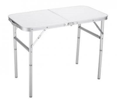 Стол-чемодан складной TREK PLANET Forest 120 (70777)Кемпинговая мебель<br><br> Стол складной TREK PLANET Forest 120 (70777) - удобный, большой стол, за которым легко разместится компания до 6 человек. <br><br><br> Предназначен для выхода в поход или на пикник. <br><br><br> Стол складывается в относительно небольшой и легкий чемоданчик с ручкой удобный для переноски. <br><br><br> Покрытие столешницы из огнеупорного пластика.<br><br><br> ОСОБЕННОСТИ:<br><br> - Каждую ножку можно слегка отрегулировать на неровной поверхности за счет пластиковых шайб<br> - Откручивающиеся ножки<br> - Пластиковый крепеж для ножек на внутренней стороне столешницы<br> - Ручка для переноски<br> - Плоско складывается в чемоданчик<br> - В сложенном состоянии не занимает много места<br><br><br>Характеристики<br><br><br><br><br> Max вес пользователя:<br><br><br> 30 кг.<br><br><br><br><br> Вес:<br><br><br> 4,9 кг<br><br><br><br><br> Все размеры:<br><br><br> 120x60x36/60 см<br><br><br><br><br> Высота:<br><br><br> 36/60 см<br><br><br><br><br> Каркас:<br><br><br> Рама: 25 мм алюминий<br><br><br><br><br> Материал:<br><br><br> Столешница: огнеупорный пластик.<br><br><br><br><br> упаковка габариты см:<br><br><br> 60*62*7<br><br><br><br><br>