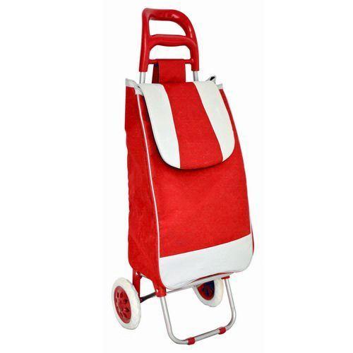 Сумка-тележка хозяйственная A2D краснаяСумки-тележки<br>Сумка-тележка хозяйственная A2D красная<br> <br> <br>  <br> <br> <br>Легкая хозяйственная сумка на колесах A2D - это удобно, универсально и просто.Стильная, легкая и экологичная сумка тележка на колесиках удивит вас своей продуманной конструкцией. Складной каркас. Удобная эргономичная ручка с разноуровневой пластиковой накладкой. Съёмная сумка закреплена на каркасе с помощью прочной липучки. Сумка изготовлена из пыле-водоотталкивающего материала, держит форму благодаря твердой вставке на дне, затягивается шнуром и закрывается клапаном сверху. Сзади на сумке расположен карман на молнии для мелочей. Сумка тележка на колесах A2D легка в уходе и сохраняет вид даже после многочисленных стирок.<br> <br> <br>  <br> <br> <br>Прочная, лёгкая, все детали проработаны для максимального удобства использования. С помощью этой сумки Вы без особых усилий, удобно и с комфортом доставите домой свои приобретения весом до 30 килограмм<br> <br> <br>  <br> <br> <br>Характеристики:<br> <br>Количество колес: 2<br> <br>Диаметр колес: 16 см<br> <br>Объем: 27 л.<br> <br>Грузоподъемность: 30 кг<br> <br> <br>  <br> <br> <br>Купить сумку-тележку A2D<br> <br>Купить сумку-тележку, можно в нашем интернет магазине, мы осуществляем доставку по Москве, Санкт-Петербургу и другим городам и регионам России. Наши операторы всегда будут рады рассказать об особенностях сумки.<br> <br><br>  <br><br> <br>Для оптовых покупателей:<br> <br>Чтобы купить сумку-тележку A2D оптом, необходимо связаться с нашими операторами по телефонам, указанным на сайте. Вы сможете получить значительную скидку от розничной цены в зависимости от объема заказа.<br> <br>Для получения информации о покупке товаров посетите раздел Оптовых продаж.<br>